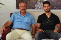 Başkan Necati Gürsoy; 'Emre Akbaba Göğsümüzü Kabarttı'