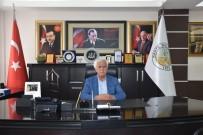 ABDURRAHMAN TOPRAK - Başkan Toprak'tan Bayram Mesajı