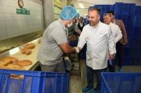MUSTAFA BEKTAŞ - Bayramda Bursa'nın Ekmeği Hazır