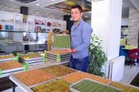 KADAYıF - Bitlis'teki Pastanelerde Yoğun Tatlı Mesaisi
