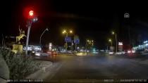 TURGUTREIS - Bodrum'da Trafik Kazası Araç Kamerasına Yansıdı