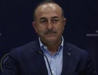 İNCIRLIK ÜSSÜ - Çavuşoğlu'ndan Trump'a gönderme