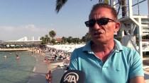 TÜRKIYE OTELCILER FEDERASYONU - Çeşme, Bayramda Nüfusunun 25 Katı Misafir Ağırlıyor