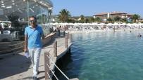 TERMAL TURİZM - Çeşme'ye Bayram Piyangosu Açıklaması 1 Milyon Tatilci Çeşme'de