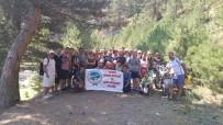 GÜMÜŞSU - Doğaseverler Tokalı Kanyonu 7. Kez Geçtiler
