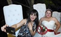 SOSYAL BELEDİYECİLİK - Down Sendromlu Genç Kızın Evlilik Hayali Gerçek Oldu