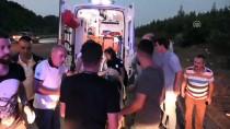 YEŞILYAYLA - Düzce'de Yolcu Otobüsü İle Otomobil Çarpıştı Açıklaması 4 Yaralı