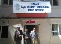 Ergani'de Yaşlılara ATM'den Para Çekip Eksik Teslim Eden Şahıs Yakalandı