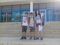 Erzincan Belediyespor Sporcuları Samsun'dan Başarıyla Döndüler