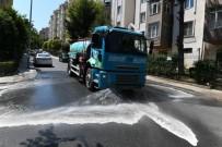 ESENYURT BELEDİYESİ - Esenyurt Sokaklarında Bayram Temizliği