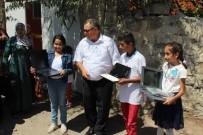 DOĞUBEYAZıT - Gümrük Bölge Müdürü'nden Köy Çocuklarına Laptop Bağışı Kampanyası