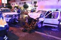 Gümüşhane'de İki Ayrı Trafik Kazasında 10 Kişi Yaralandı