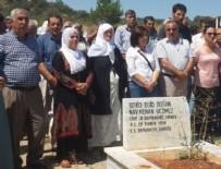 AREFE GÜNÜ - HDP'li vekillerden terörist mezarlığına ziyaret