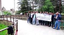 HIYEROGLIF - 'İvriz Kaya Anıtı'na Turist İlgisi