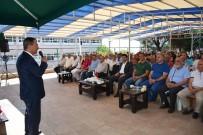 FARUK ÇATUROĞLU - Kdz. Ereğli Belediyesi Mezarlıklarda Mevlid Okuttu