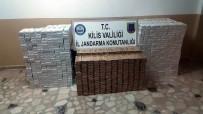 KAÇAK SİGARA - Kilis'te 18 Bin Paket Kaçak Sigara Yakalandı
