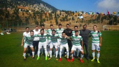Kızıldağ'da 4 Takım Yarı Finale Yükseldi
