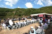 OSMAN VAROL - Kumluca Göleti'nin Temeli Atıldı