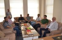 MILLI GÜVENLIK KURULU - Makedonya Heyeti Erenler Belediyesini Ziyaret Etti