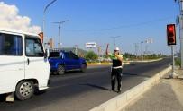 KIRMIZI IŞIK - Muğla'da Trafiği Rahatlatan Uygulama