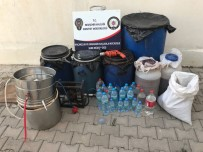 KAÇAK İÇKİ - Nevşehir'de Kaçak İçki Operasyonu Açıklaması 3 Gözaltı