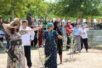 CANLI HEYKEL - Pazarcık Peynir Festivali Sona Erdi