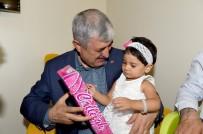 AHMET ÇAKıR - Polat'tan Bayram Ziyaretleri