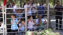 Şehit Halisdemir'in Kabrine Ziyaretçi Akını