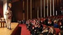 KıRAATHANE - Sevgi Mektebi Kıraathane Sohbetleri Sona Erdi