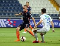 KEMAL YıLMAZ - Spor Toto Süper Lig Açıklaması Kasımpaşa Açıklaması 0  - Medipol Başakşehir Açıklaması 0 (İlk Yarı)