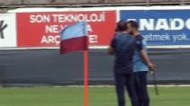 RECEP KıVRAK - Trabzonspor, MKE Ankaragücü Maçı Hazırlıklarına Başladı