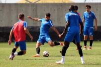 GRİBAL ENFEKSİYON - Ümraniyespor, Boluspor Maçı Hazırlıklarını Sürdürdü
