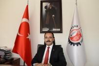 Uşak Belediyesi Başkanı Nurullah Cahan'ın Bayram Mesajı