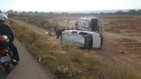 Uşak'ta Faciadan Dönüldü Açıklaması 9 Yaralı