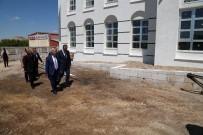 POLİS MERKEZİ - Vali Kamçı Gesi Fatih Emniyet Hizmet Binasında İncelemelerde Bulundu