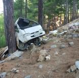KıZıLKAYA - Yayla Dönüşü Trafik Kazası Açıklaması 2 Ölü, 2 Yaralı