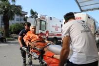 TRAKYA - 'Acemi Kasaplar' Hastanelik Oldu