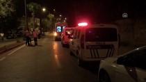 Adana'da Motosiklet Ağaca Çarptı Açıklaması 1 Ölü