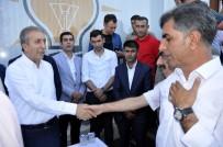AK Parti Diyarbakır İl Başkanlığı Vatandaşlarla Bayramlaştı