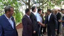 AK Parti Genel Başkan Yardımcısı Yılmaz Vatandaşlarla Bayramlaştı