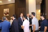 GÜLAY SAMANCı - AK Parti Konya Bayramlaşma Programında Bir Araya Geldi