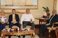 ÇETIN OSMAN BUDAK - Bakan Ersoy'dan Turizmcilere Uyarı
