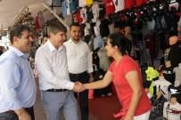MUSTAFA HARPUTLU - Başkan Türel Alanya'da Halkla Bayramlaştı