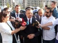 FUAT OKTAY - Başkan Yardımcısı Oktay, 'Türkiye Güvenli Liman Olmaya Devam Edecek'