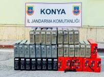 BAZ İSTASYONU - Baz İstasyonlarından Akü Çaldığı İddiasıyla 4 Kişi Tutuklandı