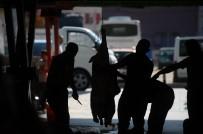 Bursa'da Kurban Kesim Yerleri Doldu, Taştı