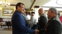 BURSA VALISI - Bursa Protokolü Bayramlaşma Töreninde Bir Araya Geldi