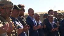 ŞIRNAK VALİSİ - Cumhurbaşkanı Erdoğan, Üs Bölgesindeki Askerlerin Bayramını Telefonla Kutladı