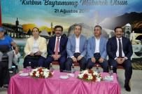GALIP ENSARIOĞLU - Diyarbakır Protokolü Vatandaşlarla Bayramlaştı