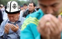 ULU CAMİİ - Dünya Müslümanları Bayram Namazında Buluştu
